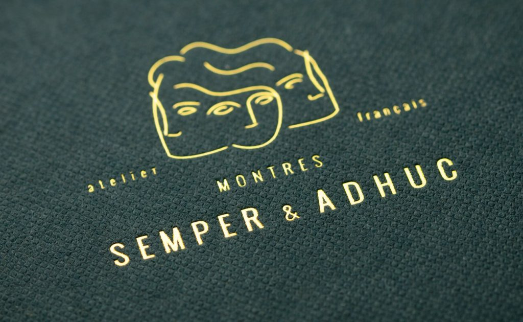 Something new at Semper & Adhuc